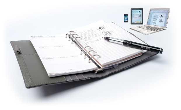 La penna IRISnotes Executive