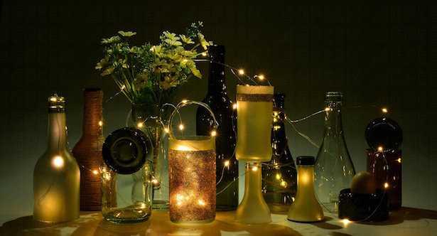 come riciclare vetro
