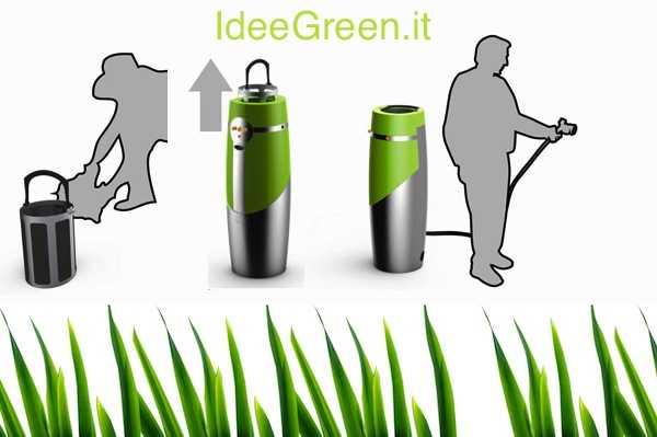 Ecofeed fertilizzante liquido idee green for Un fertilizzante