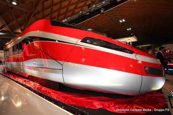 Treno Freccia Rossa 1000