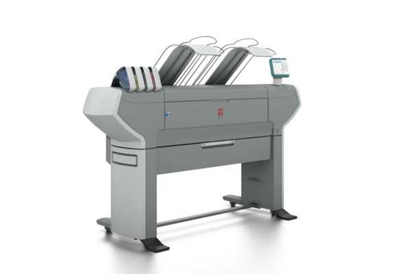 Stampante Oce colorware 550