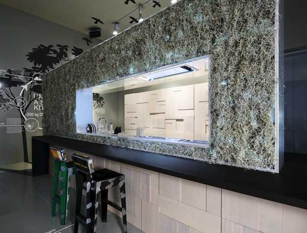 Oreadi, la cucina interamente green - Idee Green