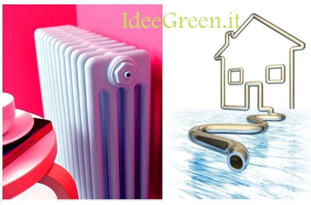 Come risparmiare sul riscaldamento a metano idee green - Bombole metano per casa ...