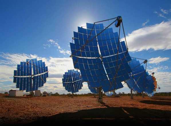 Pannello Solare A Concentrazione Definizione : Sicilia sorge il primo impianto solare termodinamico
