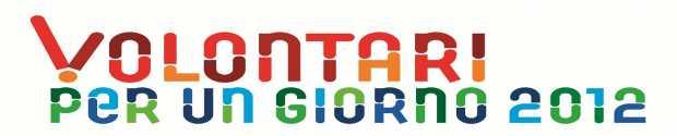 Logo volontari