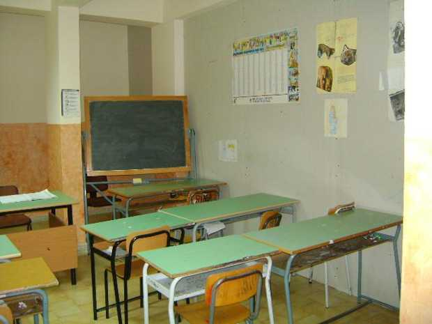 Aula di una scuola