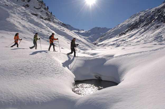 Alto Adige Green anche sulla neve