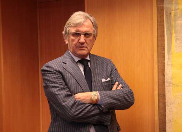 Roberto Snaidero - il presidente di FederlegnoArredo