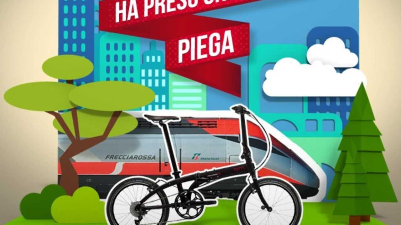 Bici Pieghevole Tern Link P9.Bici Pieghevole Tern Frecciarossa Idee Green