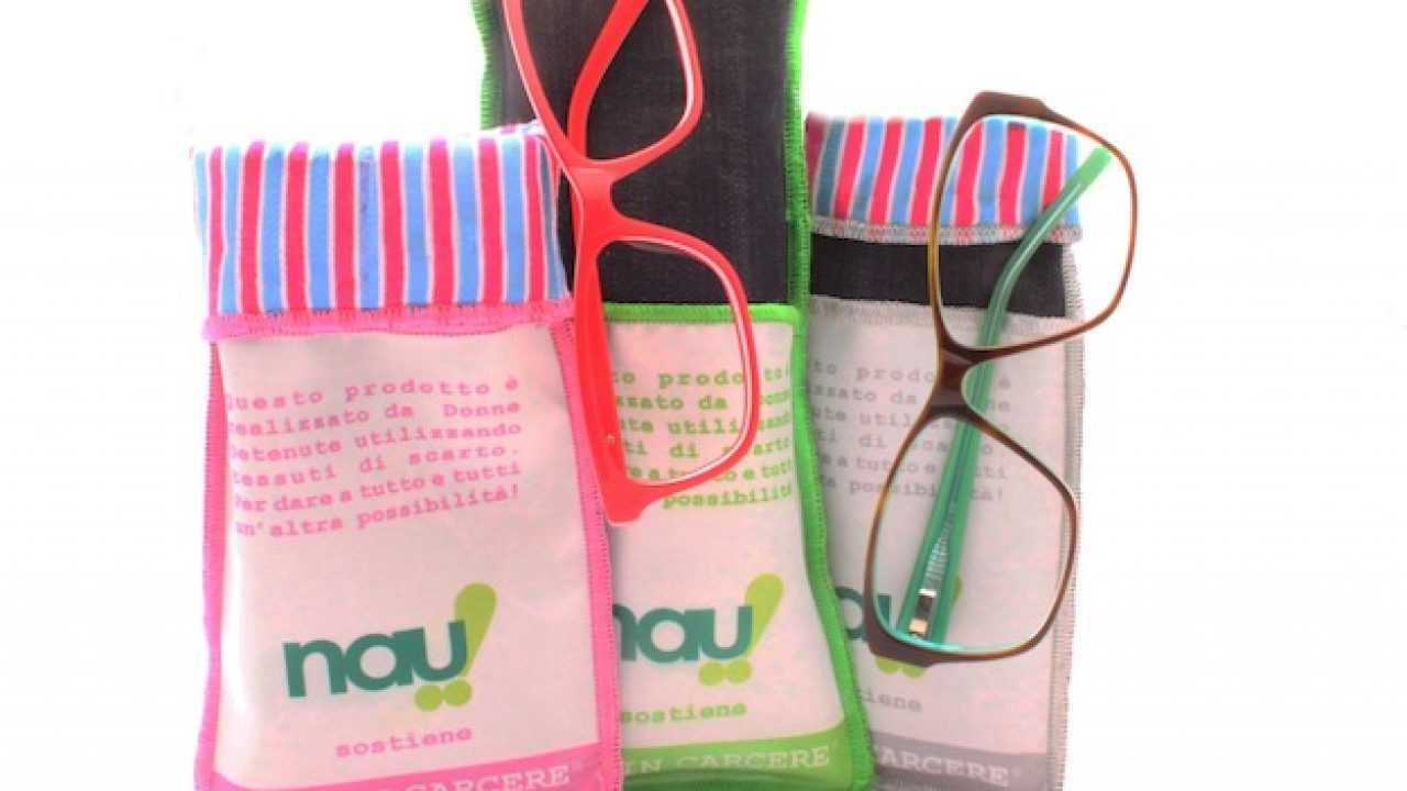 comprare on line af7de a5fbb NAU! Montature per occhiali a costo zero - Idee Green