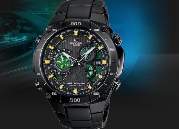 Orologio Con Pannello Solare : Casio orologio con pannello solare idee green
