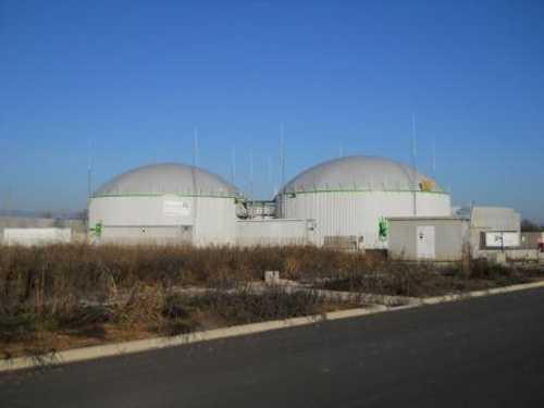 la centrale a biogas Greenway Bertiolo