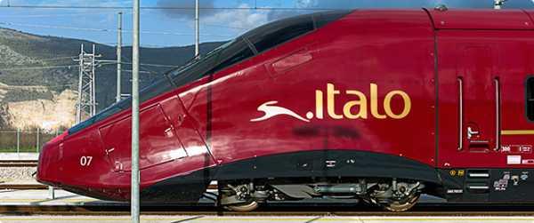 Il treno Italo di NTV
