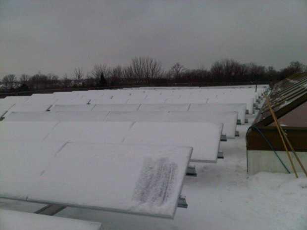 Pannelli solari canadian