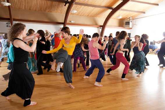 Corso di Danza dei 5 Ritmi