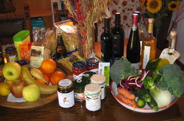 Prodotti e alimenti biologici