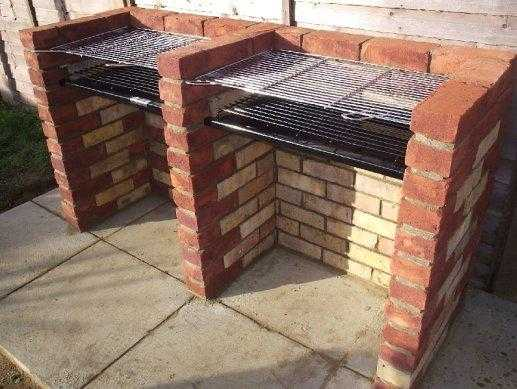 Come Costruire Un Barbecue Idee Green
