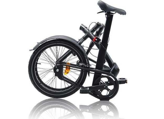 Bici Pieghevole Bfold 7.Bici Portatile Idee Green
