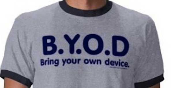 Maglietta BYOD