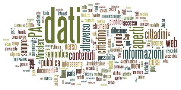 Il tema degli Open data