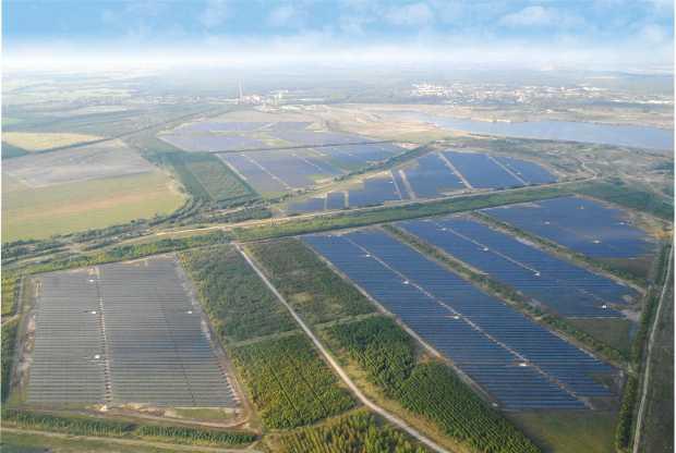 Il Parco Solare di Brandeburgo