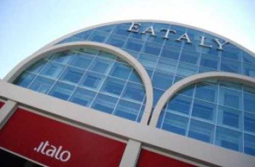 La sede di Eataly e di Italo NTV