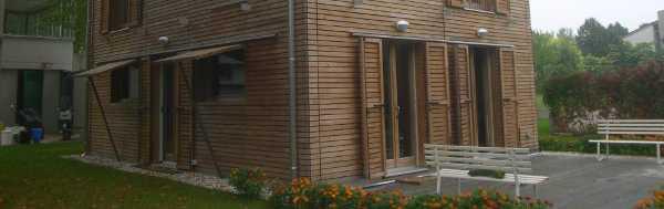 La casa di legno