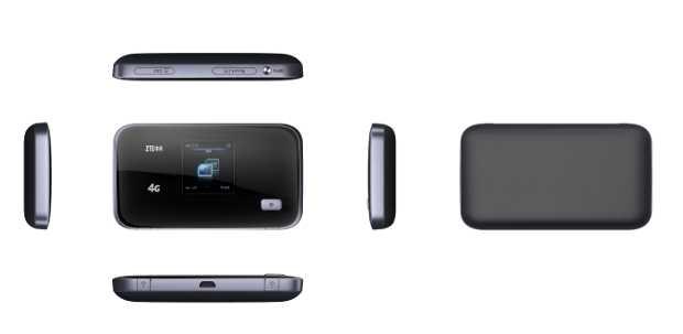 Mobile Hotspot LTE di ZTE