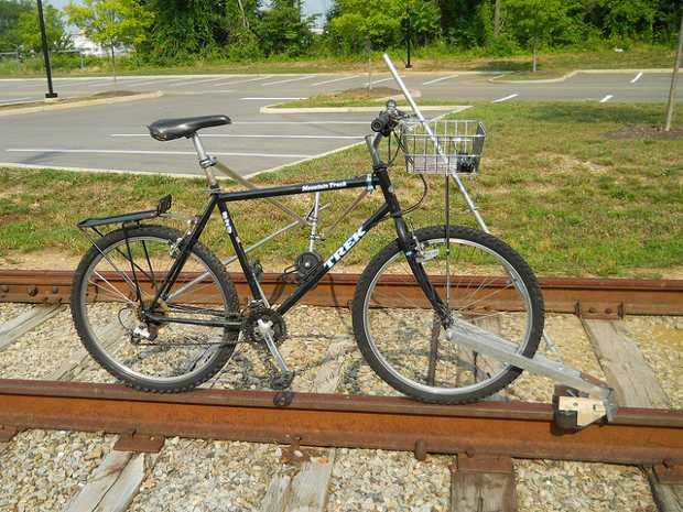 Rail Bike sulla ferrovia irpina