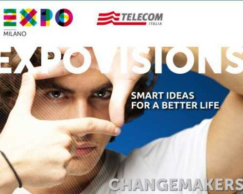 Changemakers for EXPO 2015 Milano