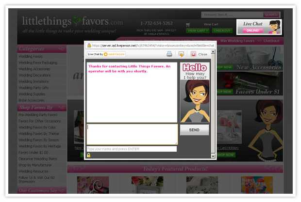 La Chat LivePersone