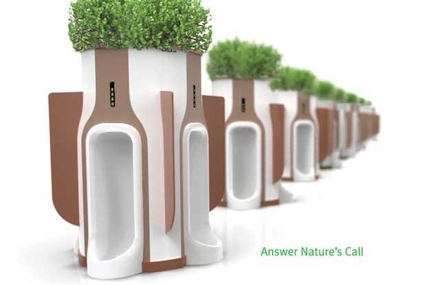 Orti urbani con toilette integrata idee green for Un arredo urbano