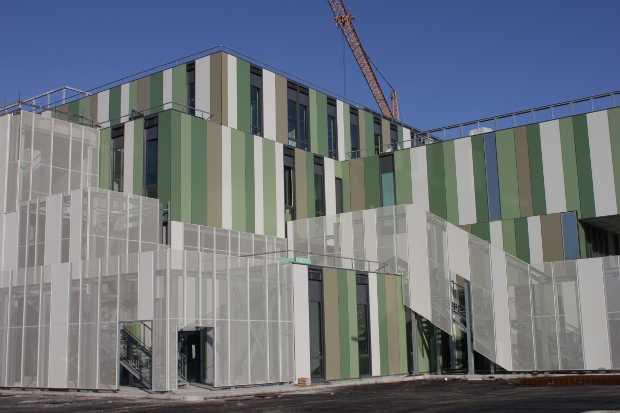 Il nuovo Ospedale di Pistoia