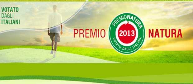 Logo del Premio Natura 2013
