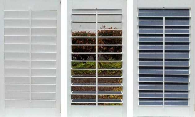 Tende veneziane fotovoltaiche idee green for Finestra veneziana