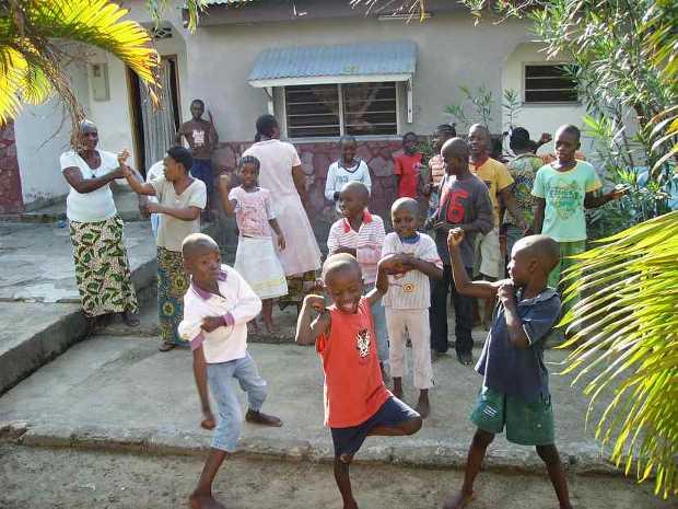 Casa famiglia di Alessi for Children in Re. Centrafricana