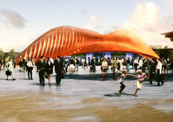 Expo Milano Stand Emirati Arabi : Expo al via i lavori per il padiglione arabo idee