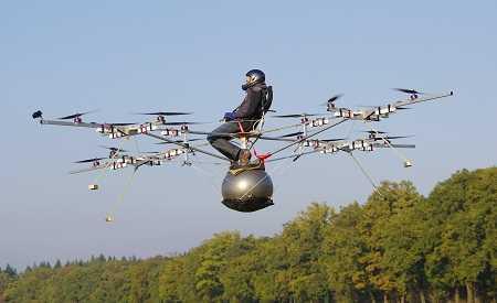Quadcopter design