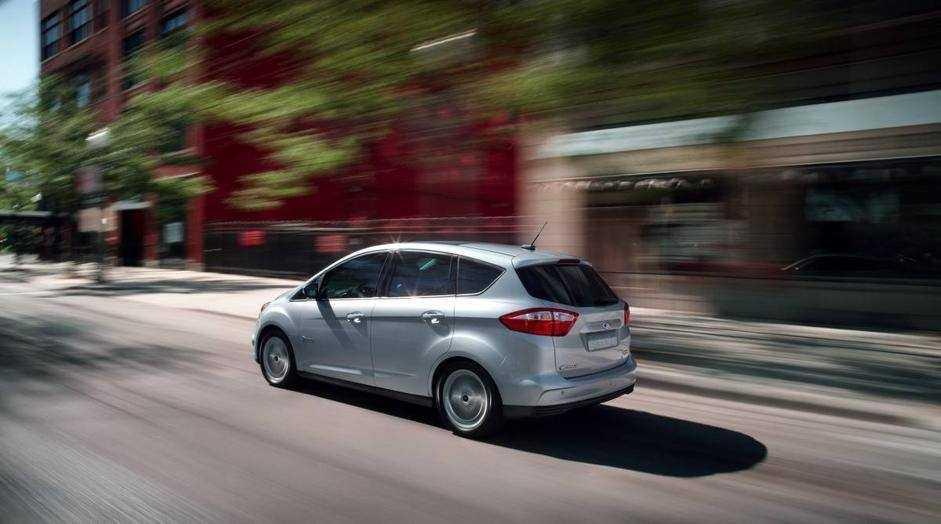 C Max Energi >> Ford C-Max plug-in ibrida - Idee Green