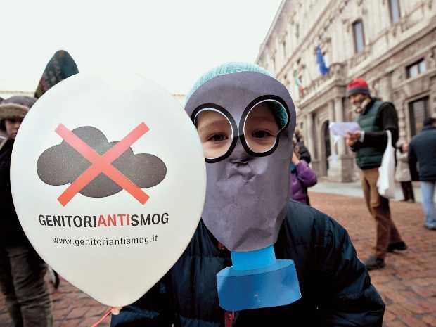 Petizione di Genitori Anti-smog