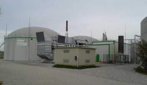 Centrale a Biogas a Bertiolo