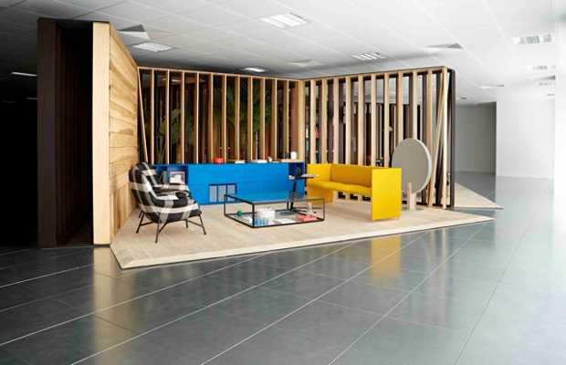 Arredare l ufficio con il legno idee green for Arredare ufficio idee
