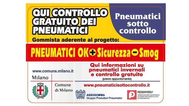 Campagna pneumatici sicuri