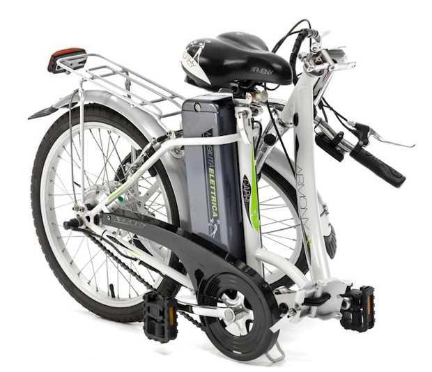 Bici Elettriche Pieghevoli Idee Green