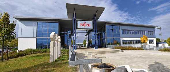 Una sede di Fujitsu
