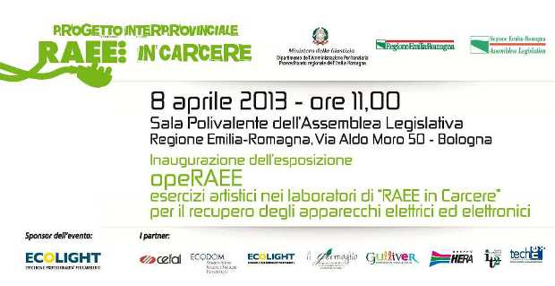 RAEE in carcere