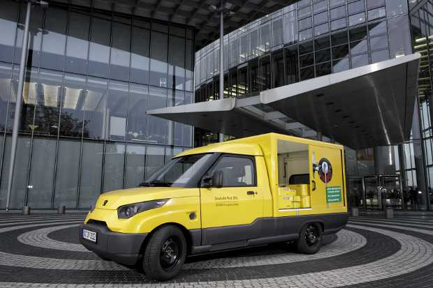 DHL Streetscooter