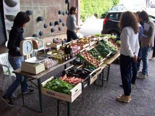 Farmer's market in Whirlpool