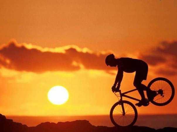 Bici solare senza batterie