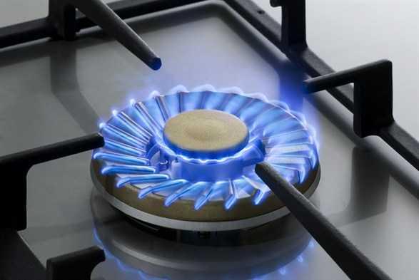 Bruciatore piano cottura a gas Sabaf